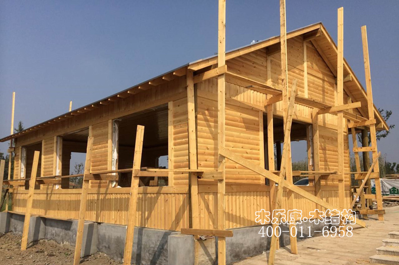 南京木结构房屋暂停施工