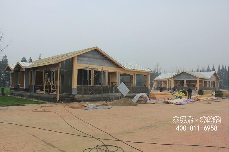 现代木结构建筑与传统木结构的区别