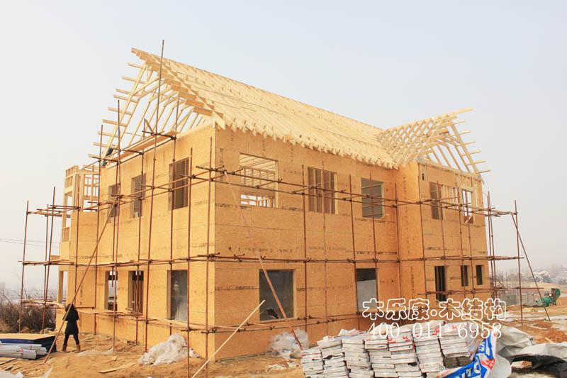 美国人为啥用木头建房子?看完之后发现这才是科学!